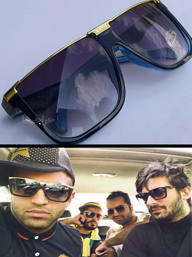 شیک ترین مدل عینک آفتابی