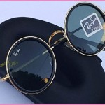 عینک ریبن مردانه و زنانه شیک – مدل شیشه گرد گالیله