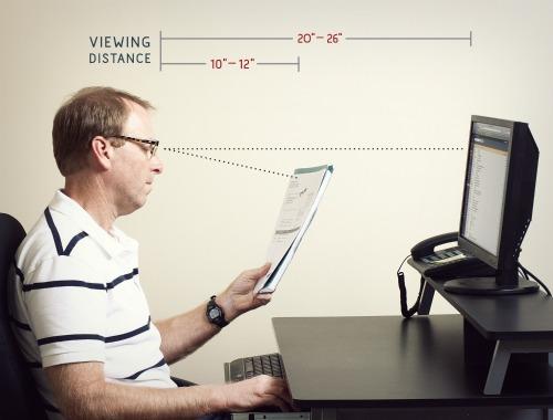عینک مخصوص کار با کامپیوتر