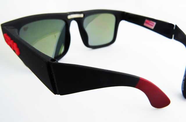 عینک آفتابی جیبی تاشو
