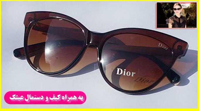 عینک آفتابی مارک دیور زنانه