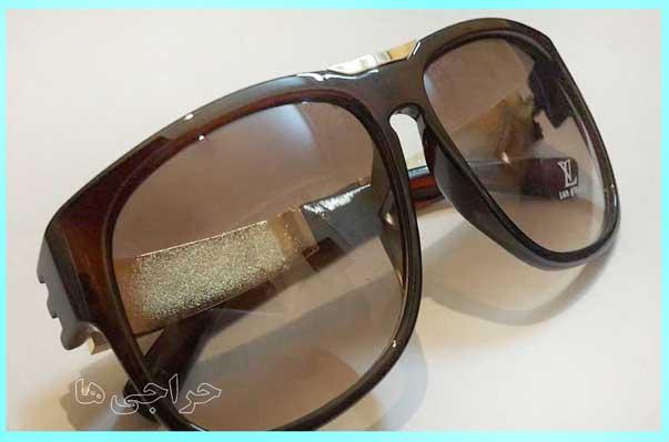 عینک فرام قهوه ای زنانه