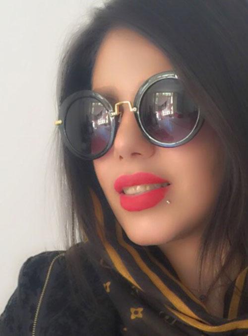 عینک آفتابی دخترانه