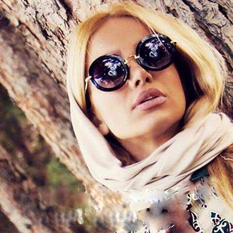 عینک آفتابی زنانه گرد میو میو