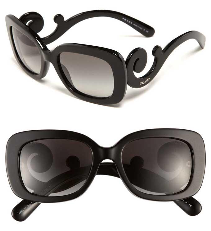 خرید عینک آفتابی زنانه مدل پرادا