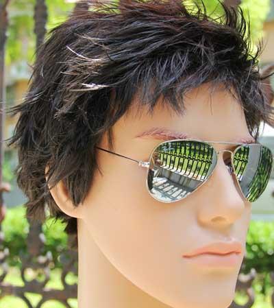 عینک دودی مردانه